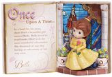 Precious Moments Disney Princess Belle Storybook Figurine by