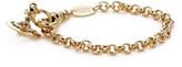 Vivienne Westwood Petite Orb Gold Bracelet