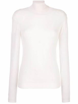 Adam Lippes Roll Neck Sweater