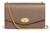 Mulberry 'Small Darley' grainy leather chain bag