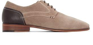 La Redoute Collections SuedeLace-Up Brogues