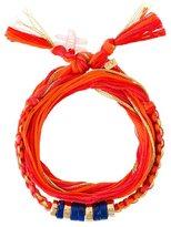 Aurelie Bidermann cotton bracelet