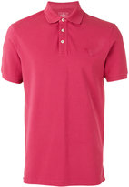 Hackett classic polo top - men - Cotton/Spandex/Elastane - L