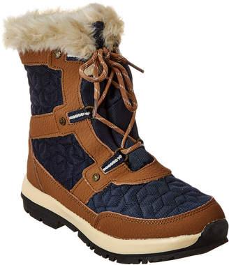 BearPaw Marina Leather Boot