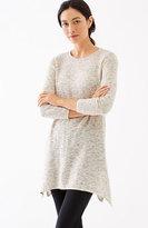J. Jill Pure Jill Mélange Sweater Tunic