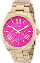 Fossil Women's Cecile AM4539 Stainless-Steel Quartz Watch