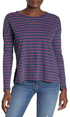Faherty BRAND Sinclair Striped Long Sleeve T-Shirt