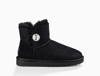 UGG Mini Bailey Button Bling
