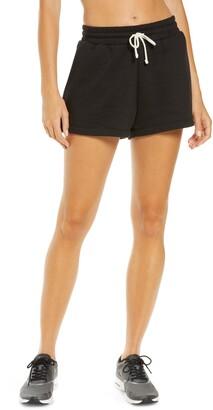Zella Cali Fleece Shorts