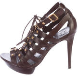 Tory Burch Cage Platform Sandals