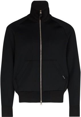 Tom Ford Zip-Up Fleece Jacket