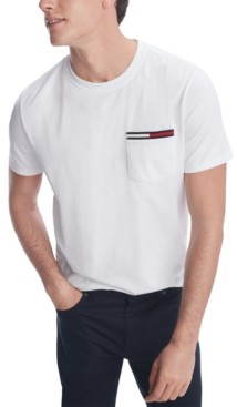 Tommy Hilfiger Men's Big & Tall Icon Pocket T-Shirt