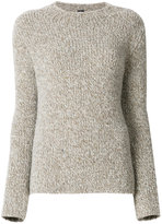 Eleventy rib knit sweater