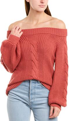 Nation Ltd. Carlotta Alpaca-Blend Sweater