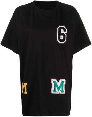 MM6 MAISON MARGIELA oversized T-shirt
