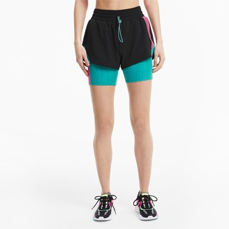 Puma x FIRST MILE Xtreme Women's 2-in-1 Training Shorts