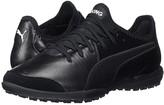 Puma King Pro TT Black White) Men's Soccer Shoes