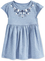 First Impressions Graphic-Print Babydoll Tunic, Baby Girls (0-24 months), Only at Macy's