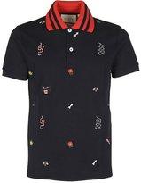 Gucci Men's 475118X5t744033 Cotton Polo Shirt