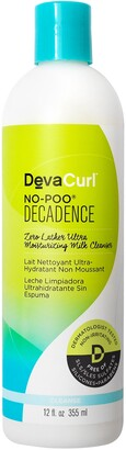 DevaCurl No-Poo Decadence Zero Lather Ultra Moisturizing Milk Cleanser