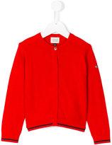 Armani Junior knit cardigan - kids - Cotton - 4 yrs
