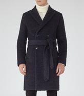 Reiss Miles DOUBLE-BREASTED COAT