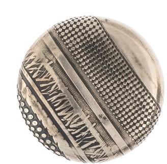 Werkstatt:Munchen Textured Brooch