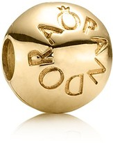 Pandora Clip - 14K Gold Loving PANDORA, Moments Collection