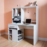 South Shore Annexe Computer Desk with Hutch