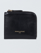 MAISON KITSUNÉ Leather Coin Purse