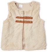 kardashian kids (Toddler Girls) Faux Fur Vest
