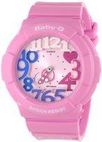 Casio Women's BGA-131-4B3CR Baby-G Pink Stainless Steel Watch