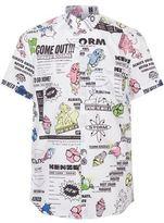 Kenzo Hot Dog Shirt