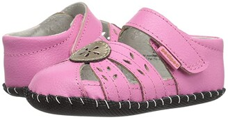 pediped Daphne Originals (Infant) (Pink Champagne) Girl's Shoes