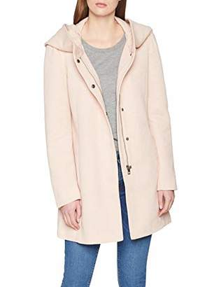 Vero Moda Women's Vmverodona Ls Jacket Noos Coat,12 (Size: Medium)