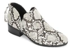 Kenneth Cole Reaction Women's Side Skip Booties Women's Shoes