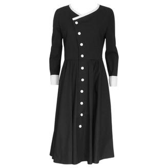 Limi Feu Black Cotton Dress for Women