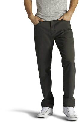 Lee Men's Big & Tall Performance Series Extreme Motion Athletic Fit Tapered Leg Jean