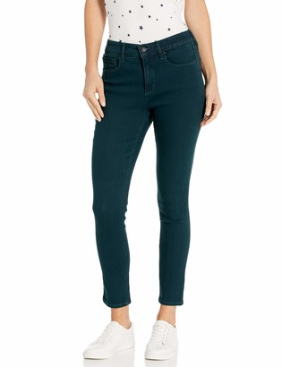 Vintage America Blues Women's High Rise Skinny Ankle Available Also in Eco-Friendly Fabric