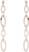 Accessorize Oval Link Slinky Earrings