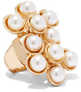New York & Co. Eva Mendes Collection - Faux-Pearl Cocktail Ring