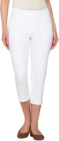 White How Smooth Crop Pants - Plus Too