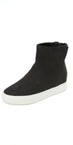 Vince Hardy High Top Sneaker Booties