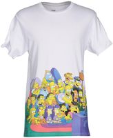 The Simpsons T-shirts
