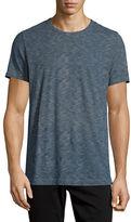 Vince Vintage Melange Slub Crewneck T-Shirt