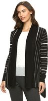 Apt. 9 Women's Open-Front Cardigan