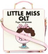 Olympia Le-Tan 'Little Miss OLT' tote bag - women - Cotton/Leather - One Size