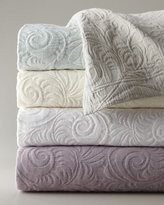 Sferra Queen Hannah Matelasse Coverlet Set