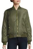 C&C California Long Sleeve Zip-Front Jacket
