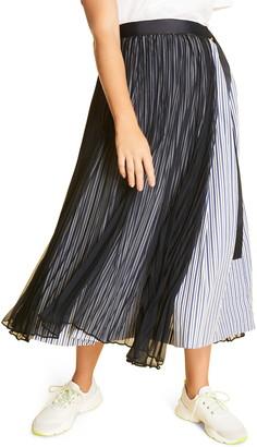 Marina Rinaldi Cuore Skirt